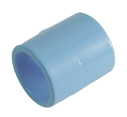 PVR UNI - Union simple PVC Pour tube Ø ext. = 20